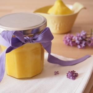 Domácí lemon curd