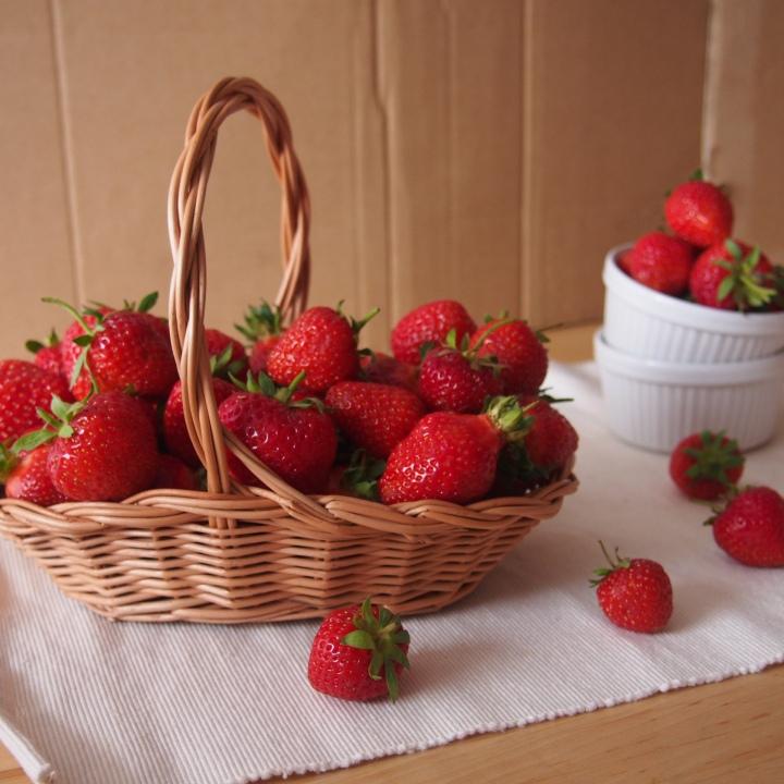 Domácí jahody