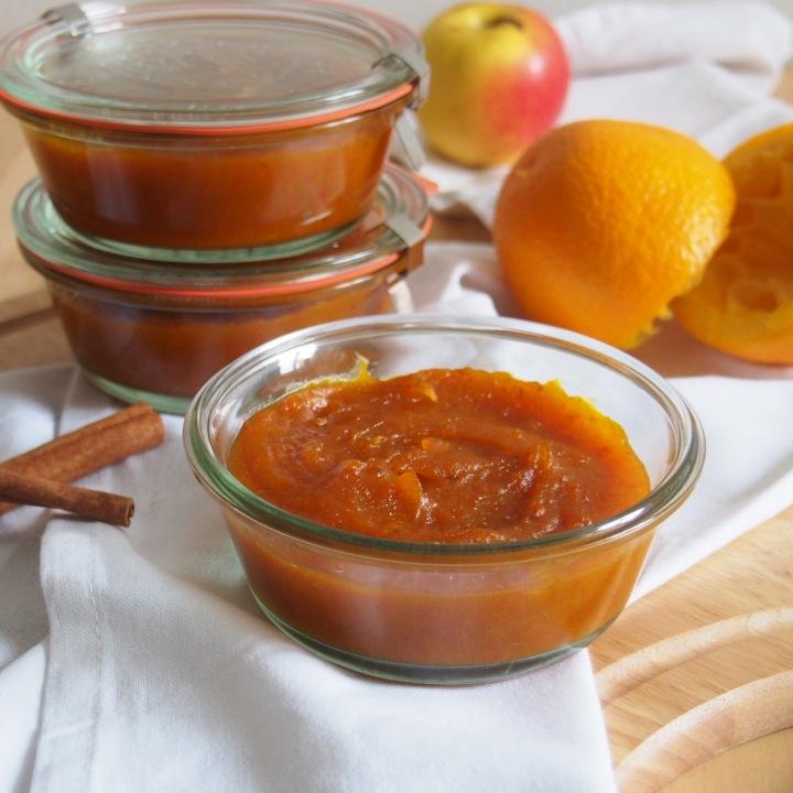 Domácí dýňový džem